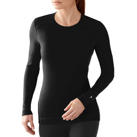 Smartwool Merino 250 Baselayer Crew Shirt Women Black